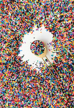 DARK RAINBOW CRUNCHY SPRINKLES