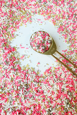 PINK ANGEL SPRINKLES