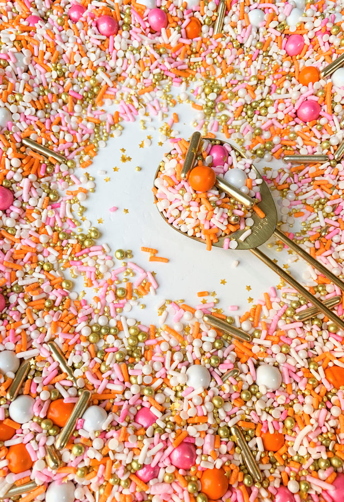 ORANGE BLOSSOM SPRINKLES