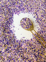 PURPLE DREAMS ROUND SPRINKLES