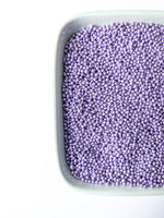PURPLE ROUND SPRINKLES