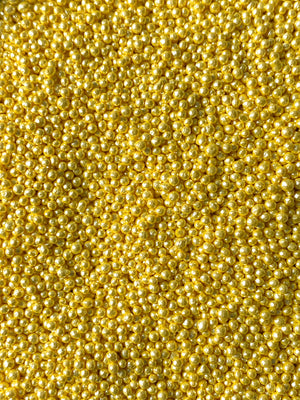YELLOW ROUND SPRINKLES