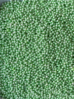 GREEN ROUND SPRINKLES