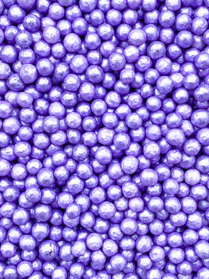 PURPLE METALLIC CRUNCH