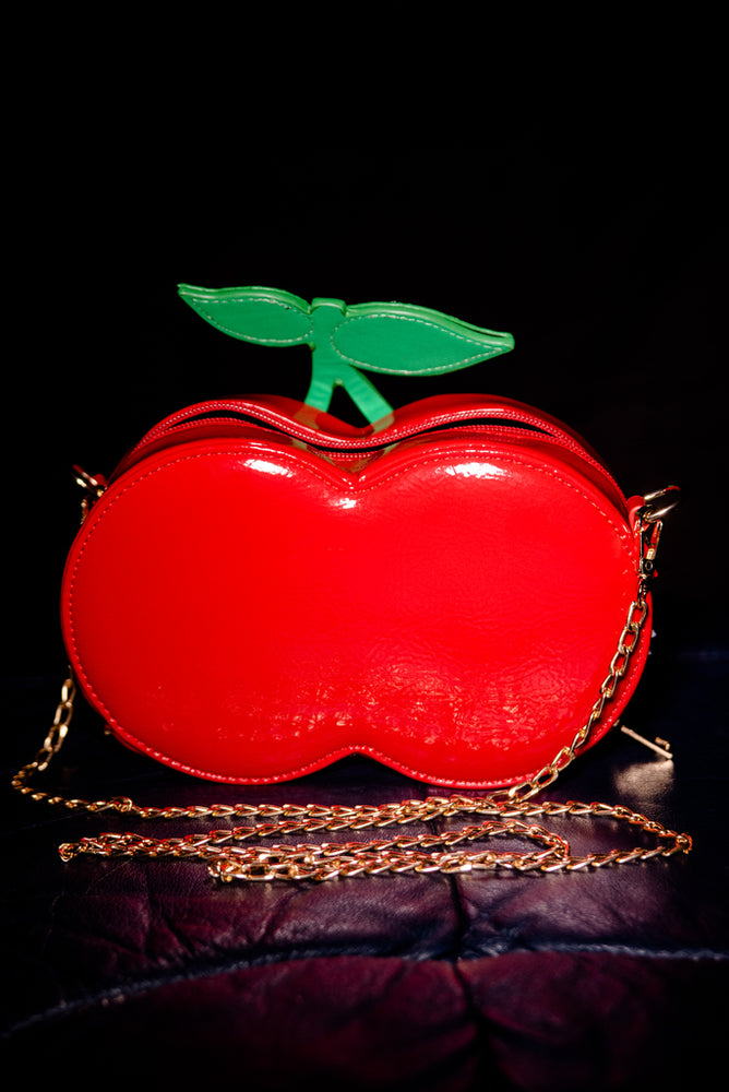 Cherry Bomb Crossbody Bag