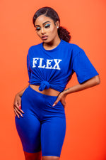 Flex Biker Shorts Set
