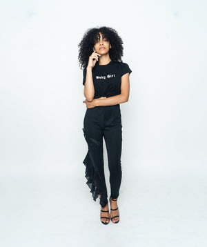 Ra-Ra Ruffle Sweatpants - 1 Hot Diva