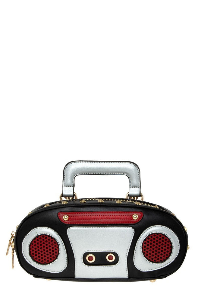 Rewind Boombox Shoulder Bag