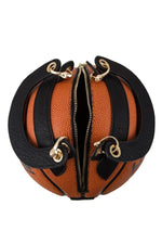 Shoot Hoops Basketball Purse