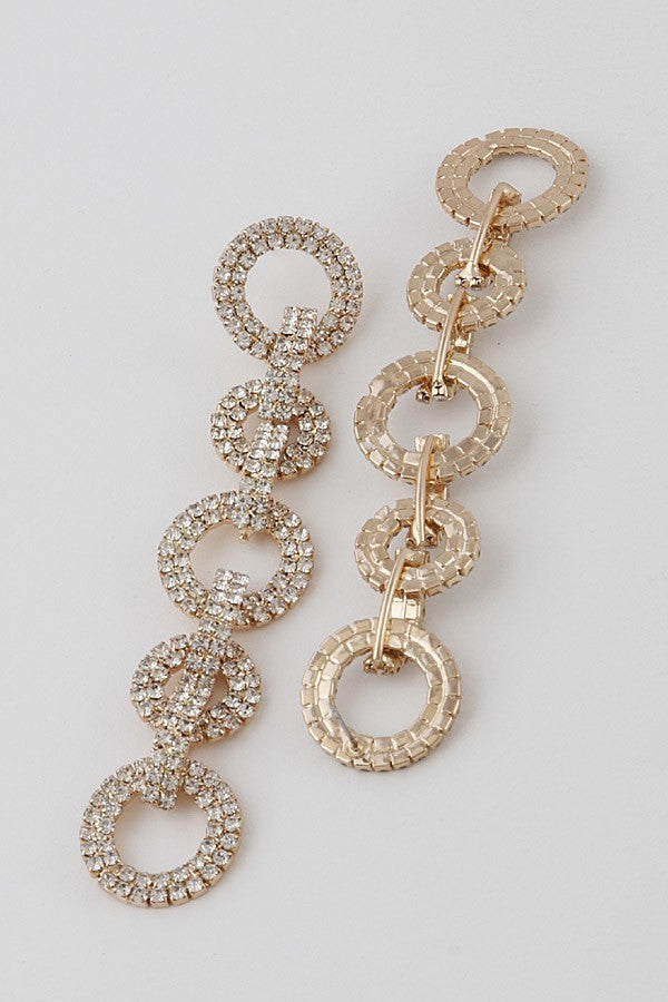 Spangle Dangle Drop Earrings - 1 Hot Diva