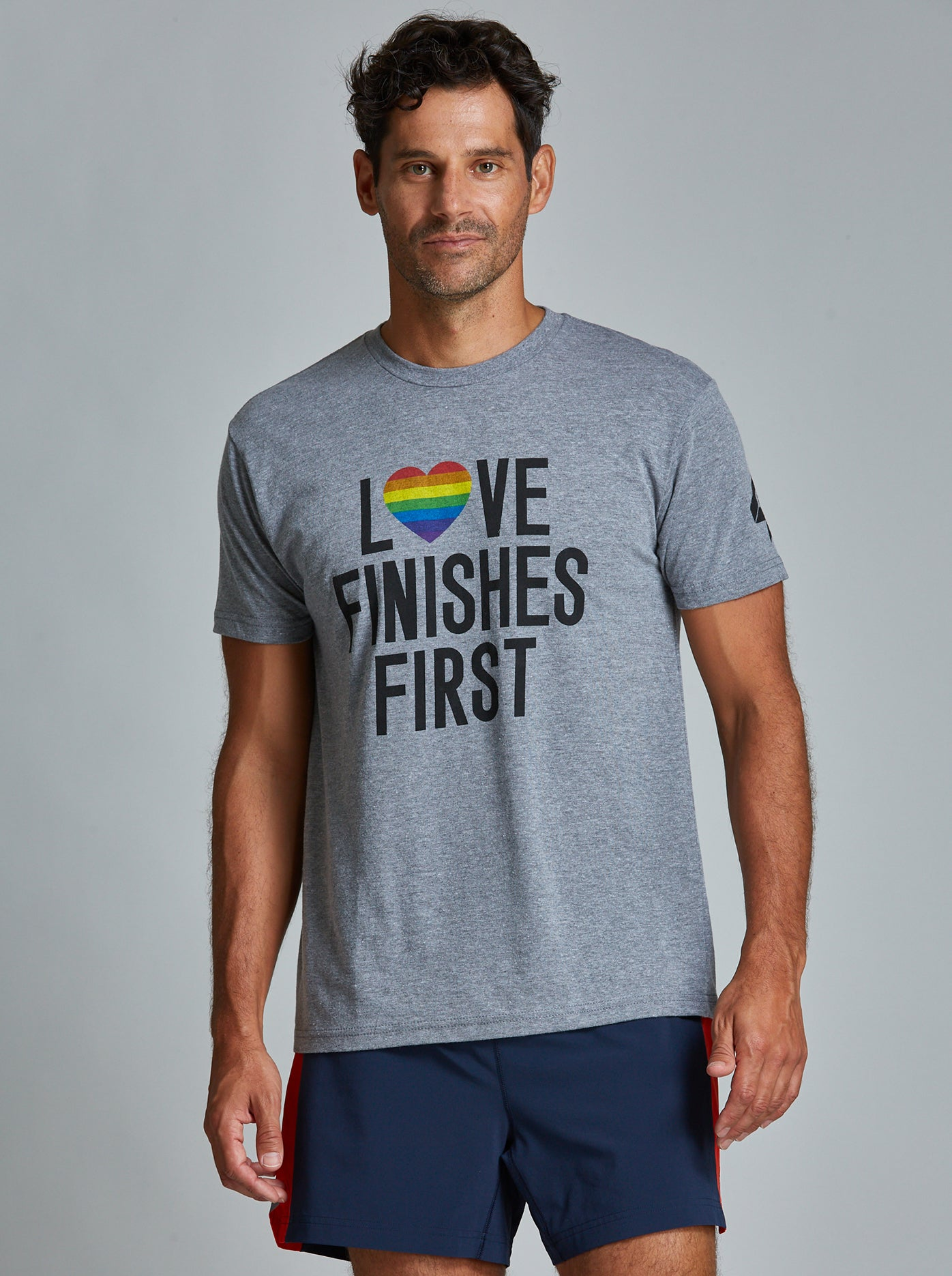 Love Finishes First