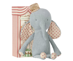 Maileg Circus Friends Elephant Blue