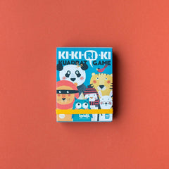 LONDJI Ki-Ki-Ri-Ki Matching Card Game