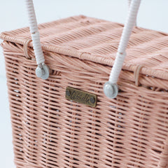 Olli Ella Mini Piki Basket, Rose