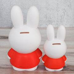 Miffy Large Coin Bank, Red