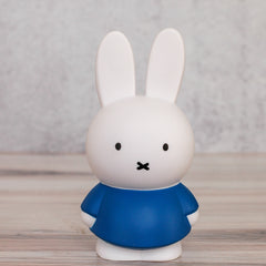 Miffy Medium Coin Bank, Blue