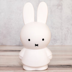 Miffy Large Coin Bank, White