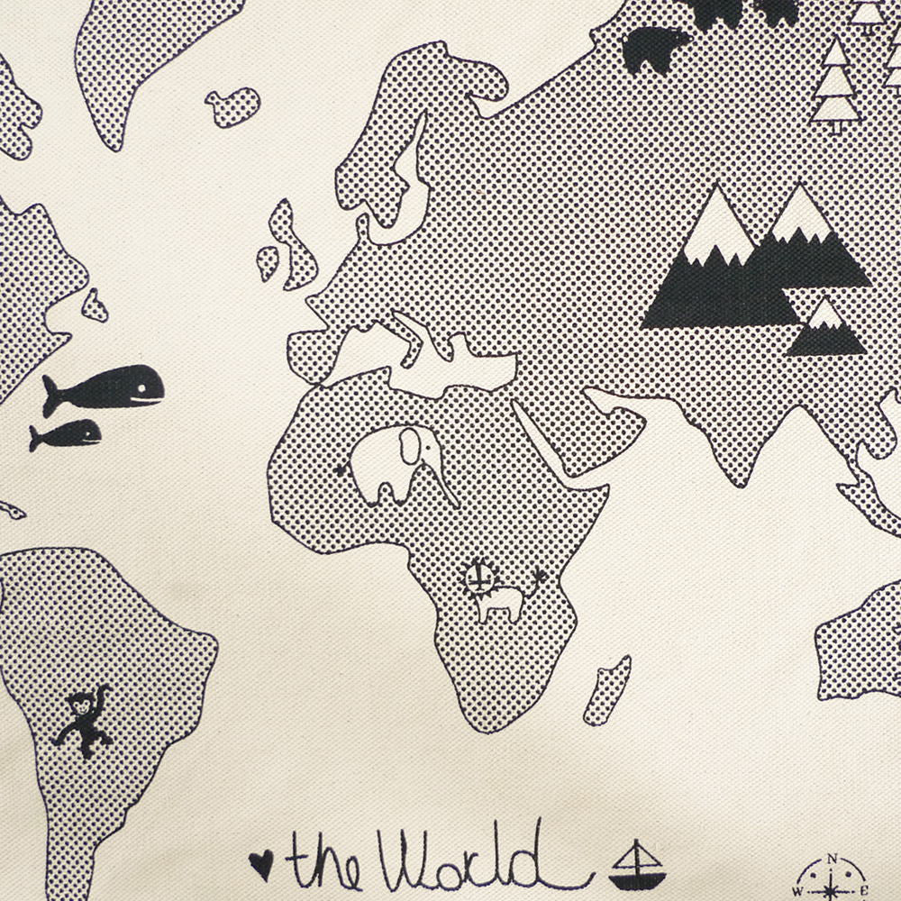 Oyoy world map rug my sweet muffin oyoy world map rug gumiabroncs Images