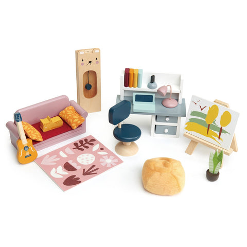 Tender Leaf Toys Study Furniture Set
