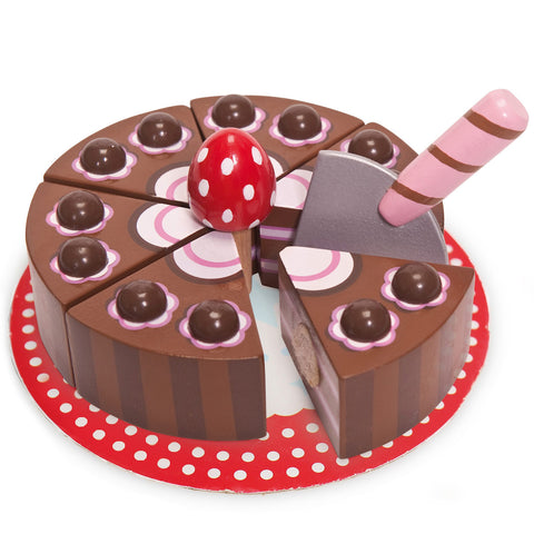 Le Toy Van Chocolate Gateau Cake