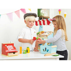 Le Toy Van Grocery Set & Scanner