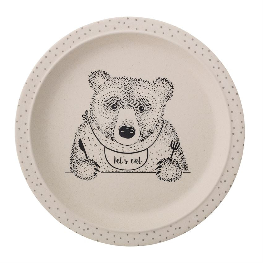 Bloomingville Alex Bamboo Plate