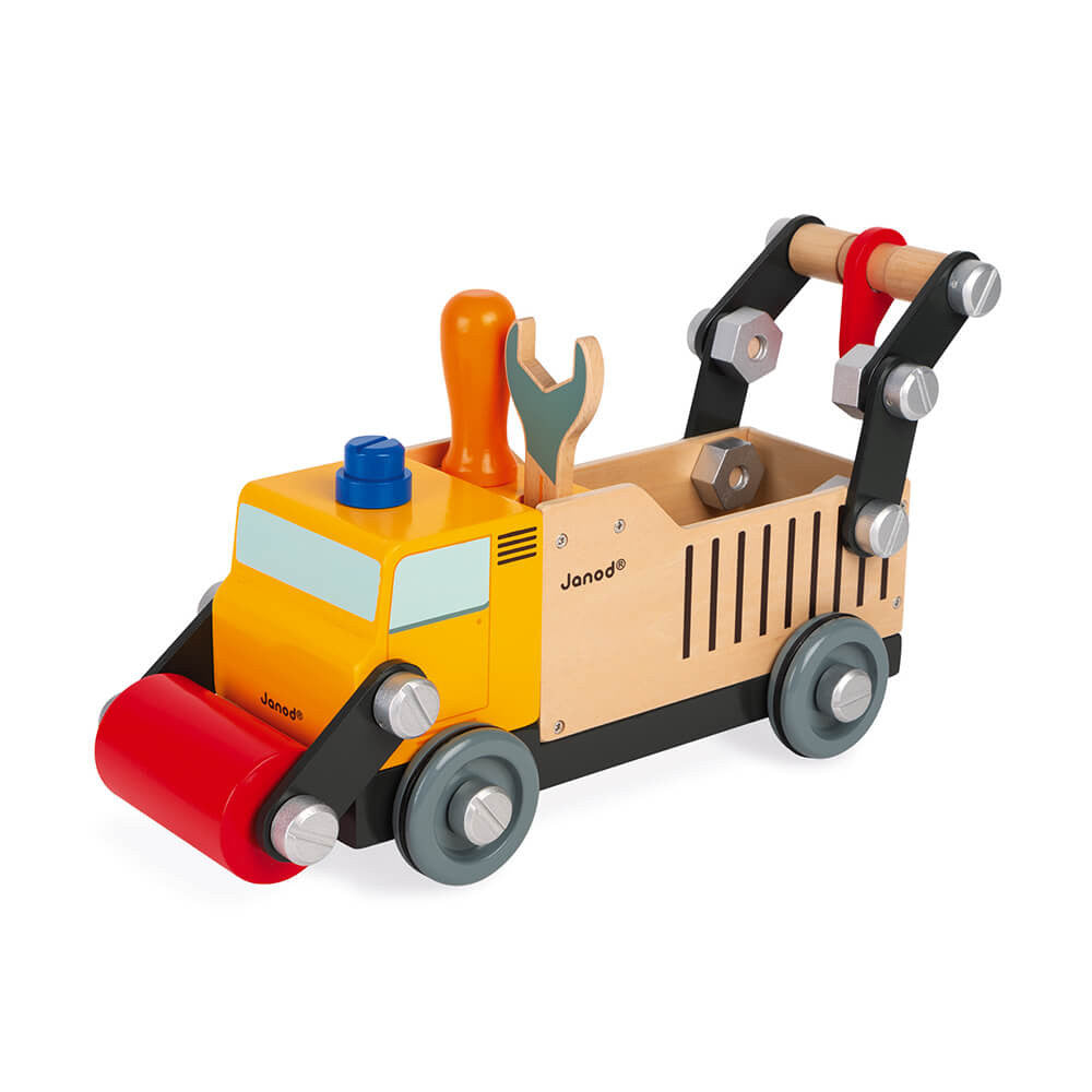 Brico'kids Wooden Builder's Truck