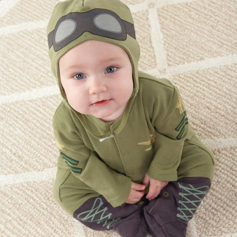 Baby Pilot 2pcs Layette Set