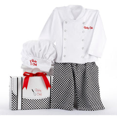 Baby Chef 3pcs Layette Set