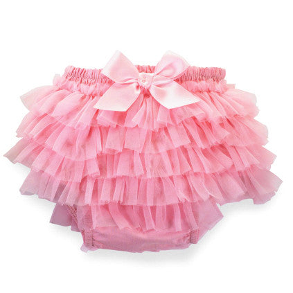 Light Pink Chiffon Bloomer