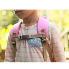 Milo & Gabby Toddler Backpack with Safety Strap, Dino