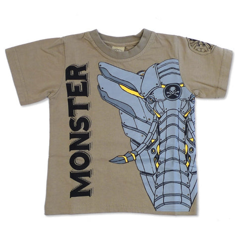 Monster Republic Robot Elephant Tee