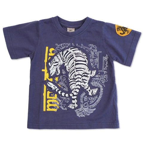 Monster Republic Robot Tiger Tee