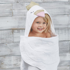 Swan Hooded Towel