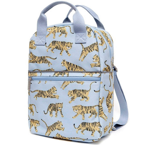 Petit Monkey Large Backpack, Tiger