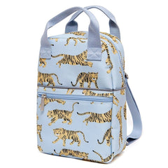 Petit Monkey Small Backpack, Tiger