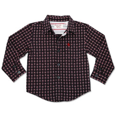 Original Penguin All-over Print Woven Shirt
