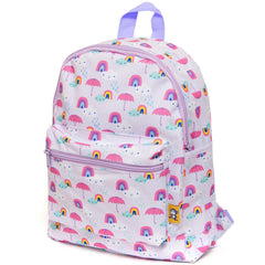 Petit Monkey Rainbow Backpack