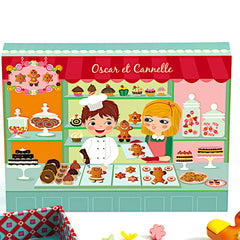 Djeco Oscar & Cannelle Cookie Shop