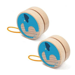 LONDJI Wooden Animal Yoyo