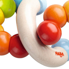 HABA Color Whorl Clutching Toy made in Germany