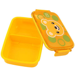 Yellow Bear Lunch Box from Japan