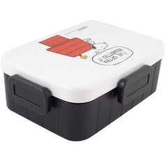 Snoopy Lunch Bento Box, Black