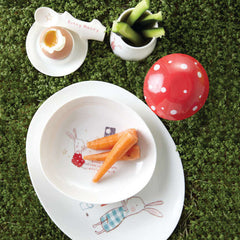 Maileg Bunny Honey Melamine Spoon