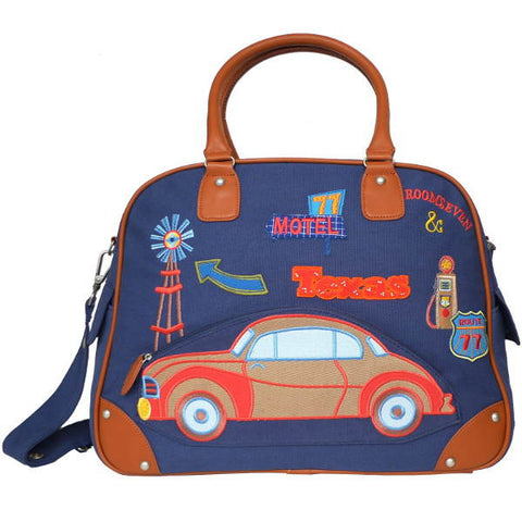 RoomSeven Diaperbag, Car