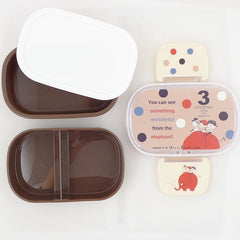 Shinzi Katoh Double Decks Lunch Box- Children