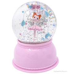Djeco Snow Globe Night Light, Ballerina