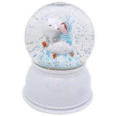 Djeco Snow Globe Night Light, Friends