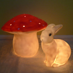 Egmont Rabbit Lamp, Jade