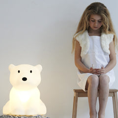 Nanuk Bear Lamp by Mr Maria